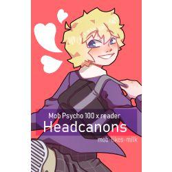 Mob Psycho 100 Reader