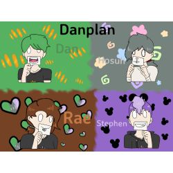 Which video are these from (danplan) - Test