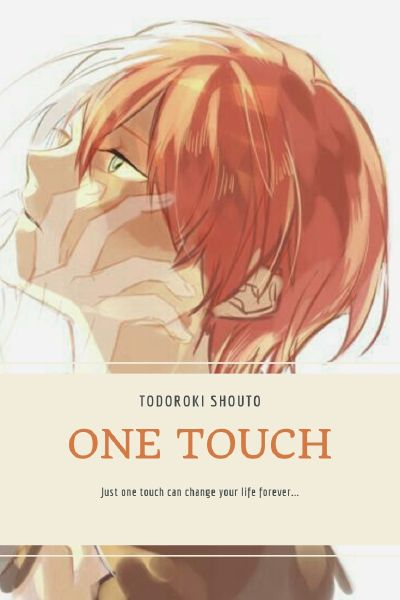 One Touch (Todoroki x Soulmate! Reader)