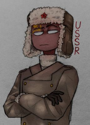 (Ussr x Female!Reader) You're safe now... | Countryhumans ...