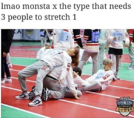 Which Monsta X member are you? - Quiz