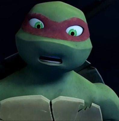 tmnt 2012 mikey death