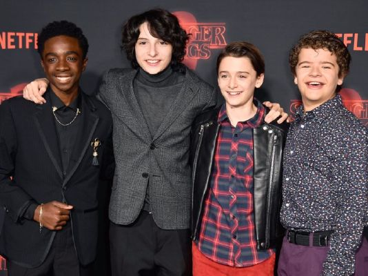 Stranger Things And It Cast Imagines