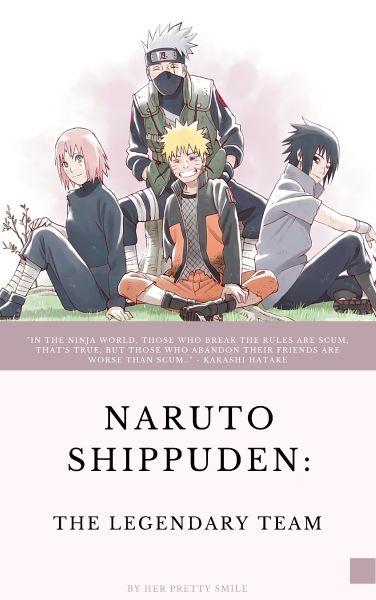 Intermission 01 | Naruto Shippūden: The Legendary Team 伝説