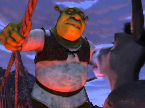 The Dragon S Keep Shrek