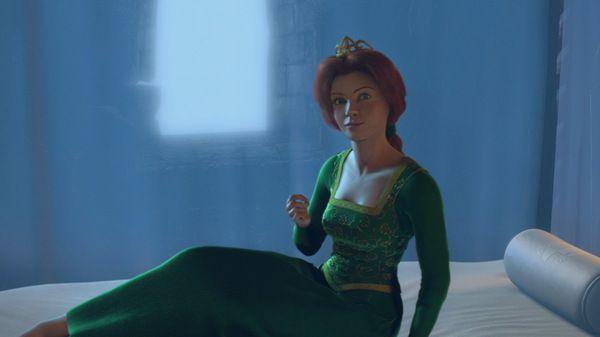 Princess Fiona Shrek