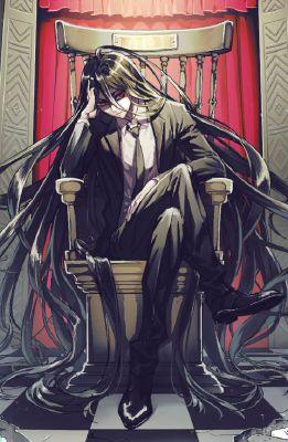 Izuru Kamukura x Male Reader {Why Me?} | Enchantment
