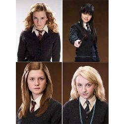 Harry Potter Girlfriend Quizzes