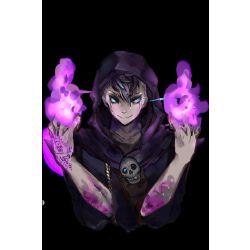 8 | Purple