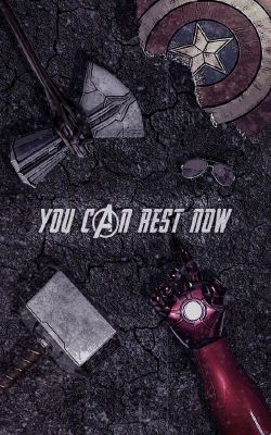 You can rest now    A story after Endgame