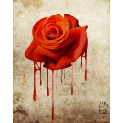 Blood Covered Roses: Yandere x Reader ONE-SHOTS