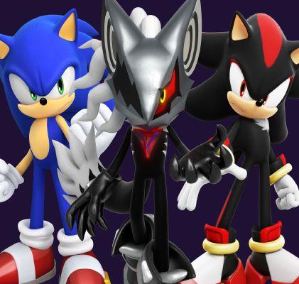 Sonic Infinity