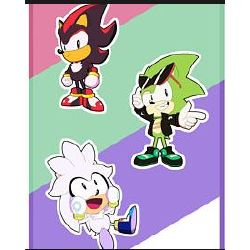 Sonic Shadow Silver Scourge Quizzes