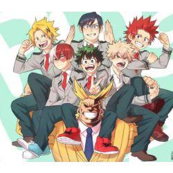 Hero Academia Boyfriend