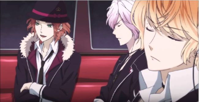 01 | EndGame (Diabolik Lovers x Reader)