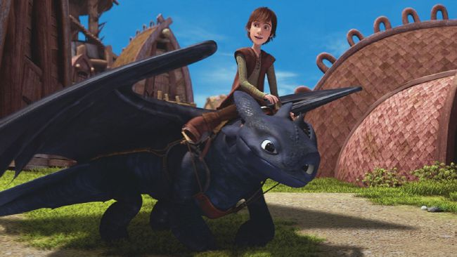 How To Train Your Dragon: Thora And The Riders of Berk