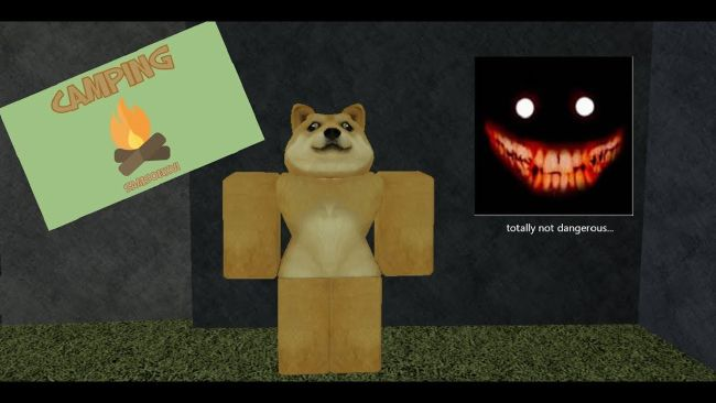 Roblox Camping Roleplay Camping With Roblox Story Characters Quiz
