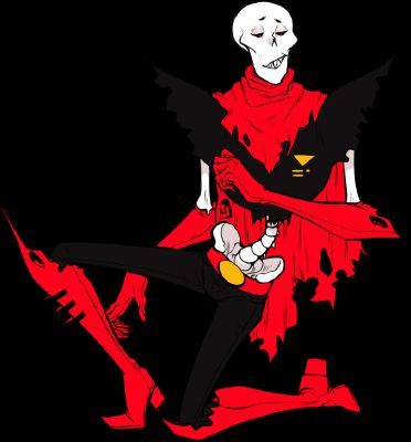What Does Underfell Papyrus Think Of You ? - Quiz