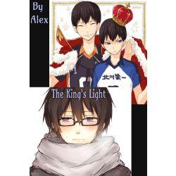 Kageyama Tobio Reader