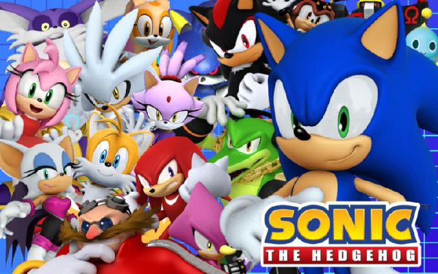 Mobius Adventures In Time Space A Sonic The Hedgehog Friends Story