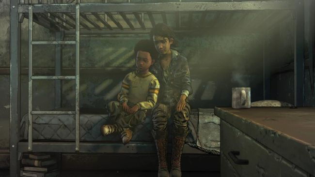 Chapter 8: Suffer The Children   The Walking Dead: The Final