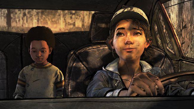 The Walking Dead: The Final Season (Male!Clementine x Female