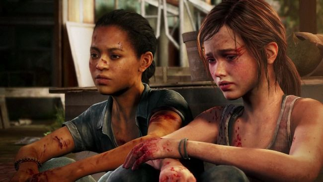 The Last of Us: Left Behind - Fun and Games: Riley & Ellie