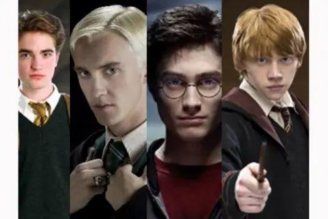 Who is your Harry Potter Boyfriend? - Quiz