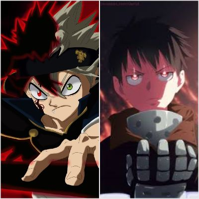 Black Clover x Fire Force | Anime Crossover One Shots