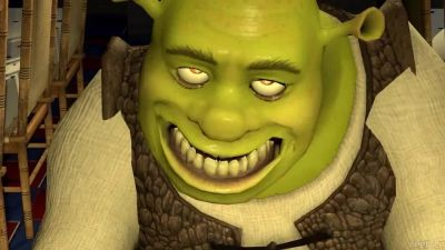 Shrek Movie Script