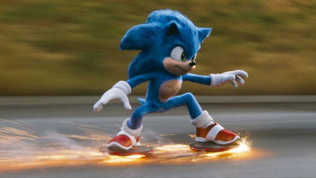 My Blue Best Friend Movie Sonic X Reader