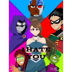 Lemon fanfiction robin starfire and Dying Love
